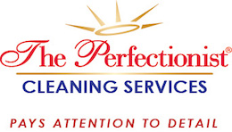 Perfectionist Cleaning Services Logo